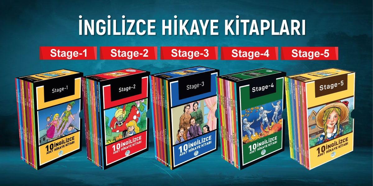 Stage 1-2-3-4-5