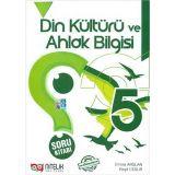Nitelik 5.Sınıf Din Kültürü ve Ahlak Bilgisi Soru Kitabı