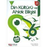 Nitelik 6.Sınıf Din Kültürü ve Ahlak Bilgisi Soru Kitabı