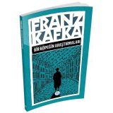 Bir Köpeğin Araştırmaları - Franz Kafka - Maviçatı Yayınları