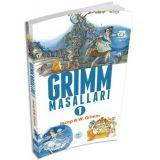 Grimm Masalları-1 - Jacop / W. Grimm - Maviçatı Yayınları