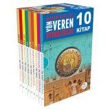 Medeniyete Yön Veren Uygarlıklar 10 Kitap Set Maviçatı Yayınları