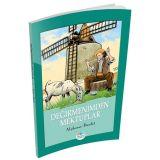 Değirmenimden Mektuplar - Alphonse Daudet - Maviçatı Yayınları