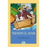 Teknede Üç Adam - Jerome K. Jerome - Maviçatı Yayınları