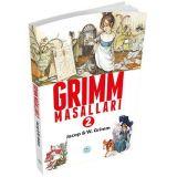 Grimm Masalları-2 - Jacop / W. Grimm - Maviçatı Yayınları