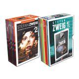 Stefan Zweig Seti 20 Kitap Aperatif Kitap Yayınları