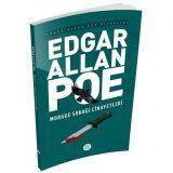 Morgue Sokağı Cinayetleri - Edgar Allan Poe - Maviçatı Yayınları