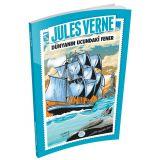 Dünyanın Ucundaki Fener - Jules Verne - Maviçatı Yayınları