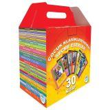 Çocuk Klasiklerinden Seçme Eserler 30 Kitap Seti Maviçatı Yayınları