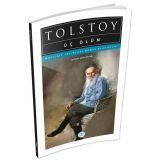 Üç Ölüm - Tolstoy - Maviçatı Yayınları