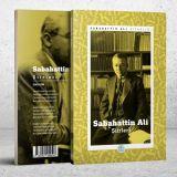 Sabahattin Ali - Şiirleri - Maviçatı Yayınları