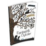 Fantastik Öyküler - Derya Öztürk - Maviçatı Yayınları