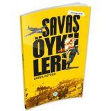 Savaş Öyküleri - Derya Öztürk - Maviçatı Yayınları