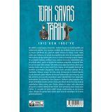 Türk Savaş Tarihi 4 (1912-1992) Maviçatı Yayınları