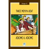 Three Men in a Boat - Jerome K. Jerome (Stage-5) Maviçatı Yayınları