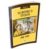 The Adventures of Tom Sawyer - Mark Twain (Stage-5) Maviçatı Yayınları