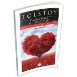 Sevginin Yasası ve Şiddetin Yasası - Tolstoy - Maviçatı (Dünya Klasikleri)