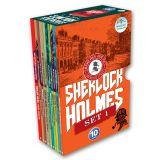 Sherlock Holmes Serisi 10 Kitap Seti -1 Maviçatı Yayınları