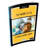 The Wizard of Oz - Lyman Frank Baum (Stage-1) - Maviçatı Yayınları