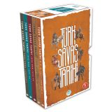Türk Savaş Tarihi Seti 5 Kitap Maviçatı Yayınları