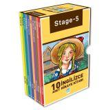 Stage-5 İngilizce Hikaye Seti 10 Kitap Maviçatı Yayınları