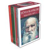 Tolstoy Set-1 Dünya Klasikleri 10 Kitap Maviçatı Yayınları