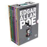 Edgar Allan Poe Seti 10 Kitap Maviçatı Yayınları