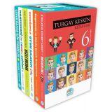 Turgay Keskin Kitapları 6lı Seti Maviçatı Yayınları