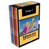 Stage-1 İngilizce Hikaye Seti 10 Kitap Maviçatı Yayınları