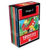 Stage-2 İngilizce Hikaye Seti 10 Kitap Maviçatı Yayınları