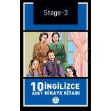 Stage-3 İngilizce Hikaye Seti 10 Kitap Seti Maviçatı Yayınları