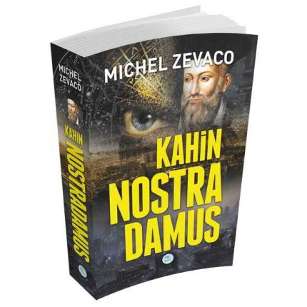 Kahin Nostradamus - Michel Zevoco - Maviçatı Yayınları