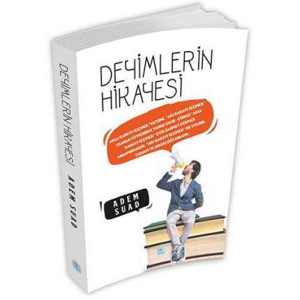 Deyimlerin Hikayesi - Adem Suad - Maviçatı Yayınları