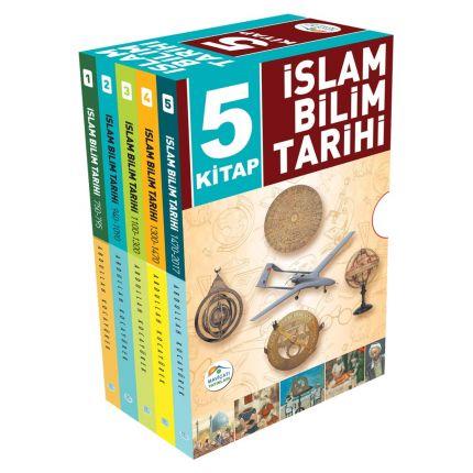 İslam Bilim Tarihi 5 Kitap Seti (750-2017) Maviçatı Yayınları