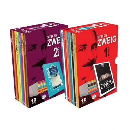 Stefan Zweig Seti 20 Kitap Maviçatı Yayınları