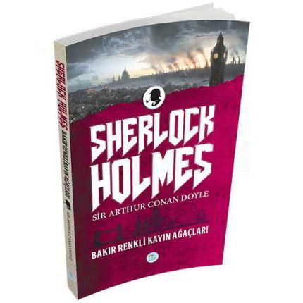 Bakır Renkli Kayın Ağaçları Sherlock Holmes Maviçatı Yayınları