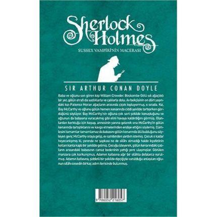 Sussex Vampiri'nin Macerası (Sherlock Holmes)