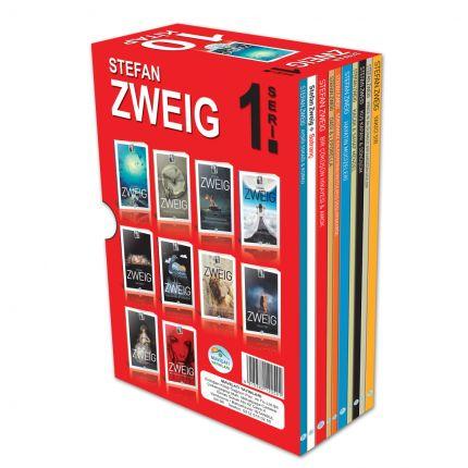 Stefan Zweig Seti 10 Kitap (Seti-1) Maviçatı Yayınları